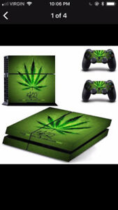 420 SKin for PS4