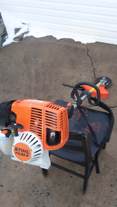 Debroussailleuse STIHL FS90R 2 Lames de Scie Brushcutter Saw