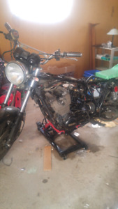 1980 yamaha xs1100 midnight special project