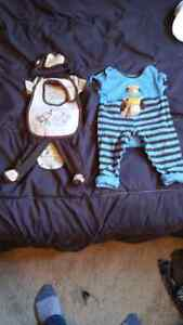 Baby boy clothes sizes vary newborn - 3 Kingston Kingston Area image 2