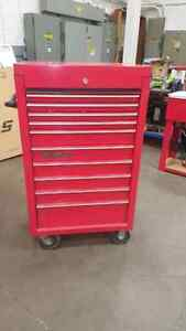 Snap on tools combo cabinet