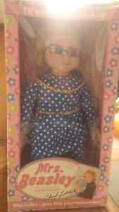 Mrs. Beasley antique doll