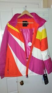 Firefly womens brand new insulated jacket