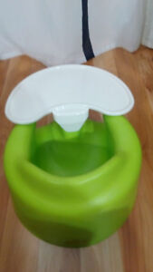 Bumbo MultiSeat with Tray, Lime Green, Toddler