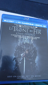 Game of Thrones Complete Season 1 Blu-Ray