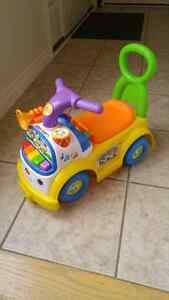 Fisher Price Little People Music Parade Ride On Toy