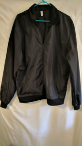Veste bomber American Apparel Neuf XL coupe vent Jacket