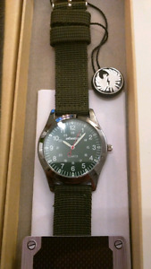 Brand New Infantry Watch for Sale. Military style watch.