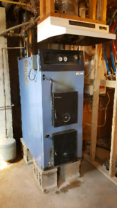 HS Tarm Solo Plus Indoor Wood Fired Boiler