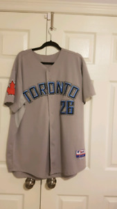 Toronto Blue Jay's Old school Adam Lind Jersey