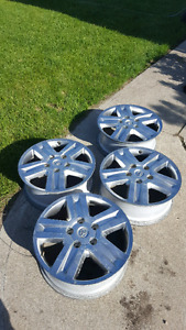 "20"" Rims for Toyota Truck"