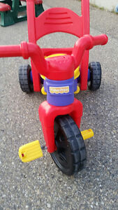 Fisher-Price Rock, Roll 'n Ride Trike XL-Excellent Condition-$30 Strathcona County Edmonton Area image 2