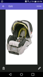 Graco Car Seat $110 or Best Offer