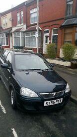 Diesel, 2005, Black, 1.3, Drives well, 5 doors, 105k