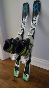 Skis and boots for sale