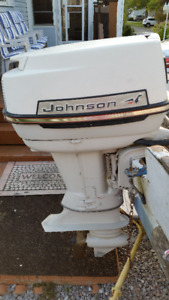 ANTIQUE OUTBOARD MOTOR - 40HP