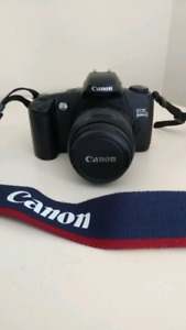 Canon EOS RebelG Camera