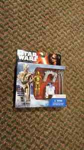 Brand new Star wars action figures for sell