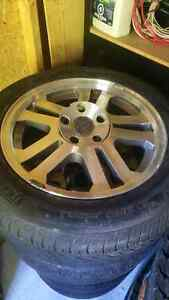 2005 mustang gt original mags with tires