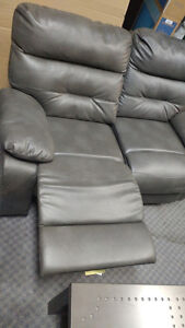 Recliner Sofa and Love
