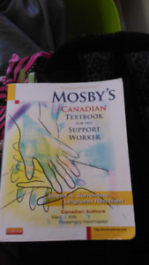 Mosbys Canadian textbook for support workers
