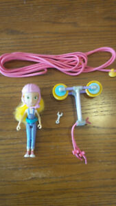 GoldieBlox -Girl Inventor Figure ( with Zipline Action)
