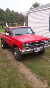 1982 chevy dually