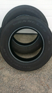 Tires - Wrangler SR-A P275/60R20