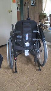 Helio A7 Wheelchair