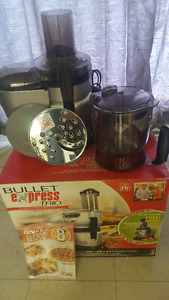Bullet Express    Blender  Food Processor  & Juicer