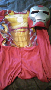 Iron man suit and mask