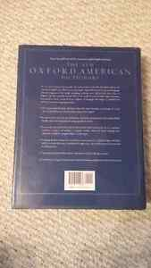 The new Oxford American Dictionary Hard Cover Book Kitchener / Waterloo Kitchener Area image 2