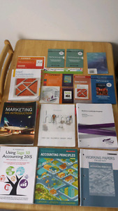 Business Certificate Textbooks !
