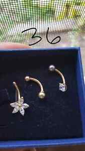 Gold ,Silver and Dimond from $20- $170