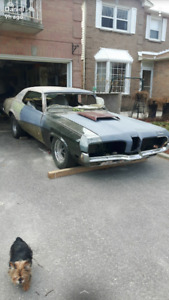 LOOKING FOR PARTS FOR 1970 COUGAR