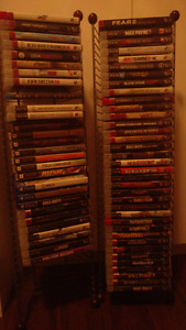 PS3 + 53 Games + 2 Controllers