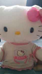 Hello Kitty Stuffie