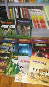 Collection bande dessinee Kenya aldebaran survivant namibia