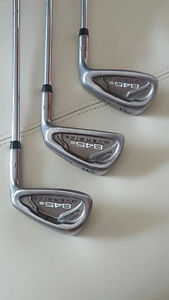 Tommy Armour 845's Oversized Irons #6 #8 and Pitching Wedge R/H