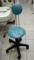 Esthetic Stool/chair  with back