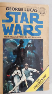 Star Wars novelization by George Lucas, 1976