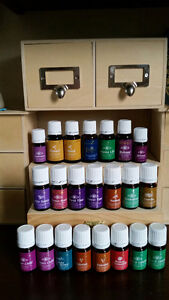 ***Young Living essential oils***