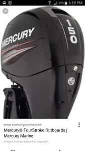 Wanted 150 hp outboard