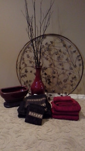 Bathroom Decor and Other Items