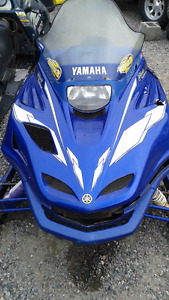 PARTING OUT 2001 YAMAHA SXR 700
