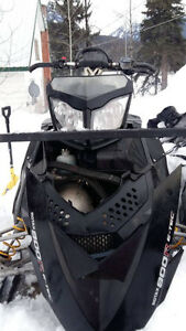 snowmobile 2008 summit 800 with big bore kit 880cc Comox / Courtenay / Cumberland Comox Valley Area image 2