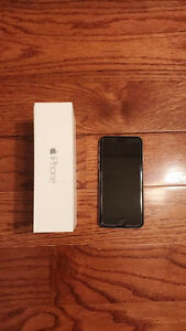 IPHONE 6 16GB SPACE GREY, UNLOCKED, ZAGG GLASS SCREEN PROTECTOR