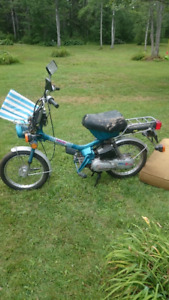 Looking For Parts for 1982 Honda Express ( NC 50)