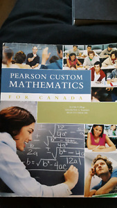 Pearson Custom Mathematics: St Clair College Into to stats