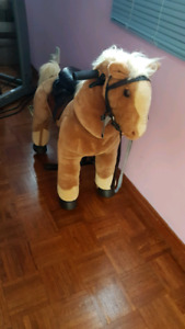 Sit and stand pony with sounds!
